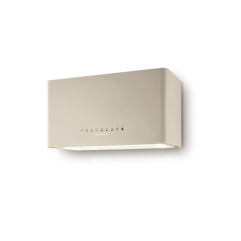 Faber H320xW598xD400 Thalia Wall-mounted Cooker Hood - Cream primary image