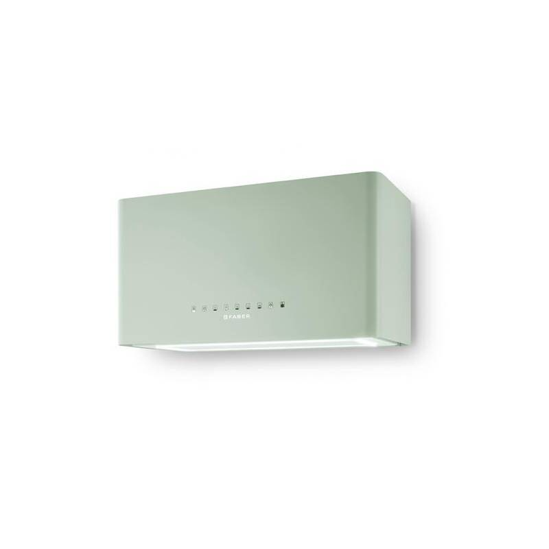 Faber H320xW598xD400 Thalia Wall-mounted Cooker Hood - Sage Green primary image