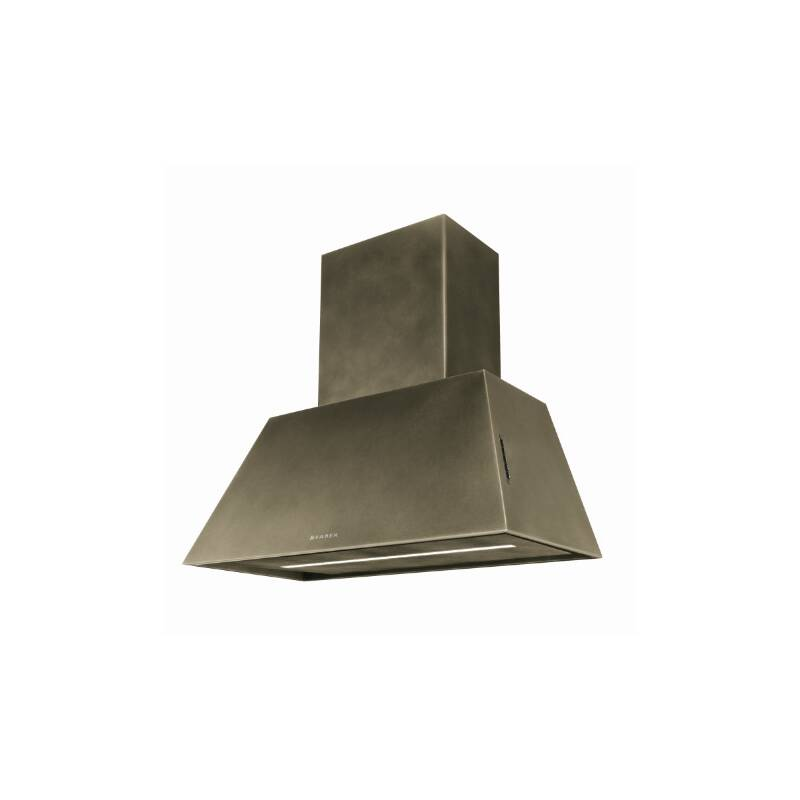 Faber H320xW700xD350 Chloe Wall Mounted Cooker Hood - Old Brass primary image