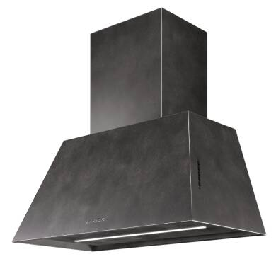 Faber H320xW700xD351 Chloe Wall Mounted Cooker Hood - Old Metal