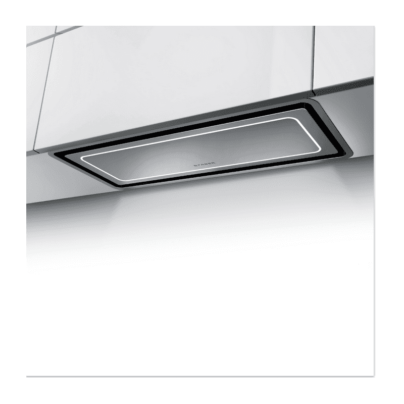 Faber H331xW520xD285 In Light Canopy Hood - Stainless Steel primary image