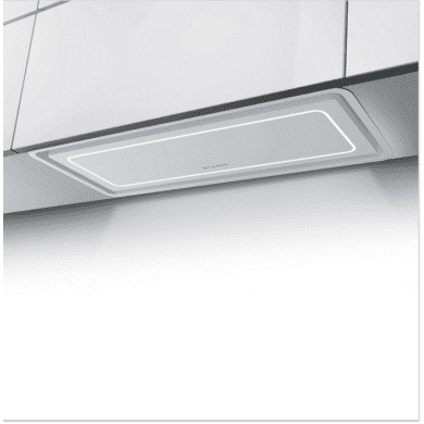 Faber H331xW700xD285 In Light Canopy Hood - White Matt