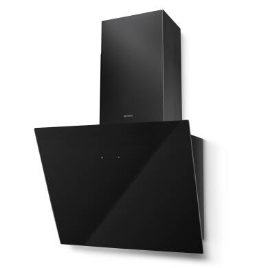 Faber H382xW548xD378 Tweet Wall Mounted Cooker Hood - Black