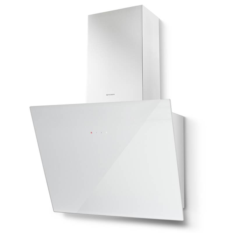 Faber H382xW548xD378 Tweet Wall Mounted Cooker Hood - White primary image