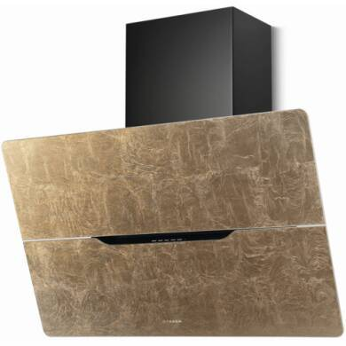 Faber H512xW798xD393 Jolie Wall Mounted Hood - Gold Leaf
