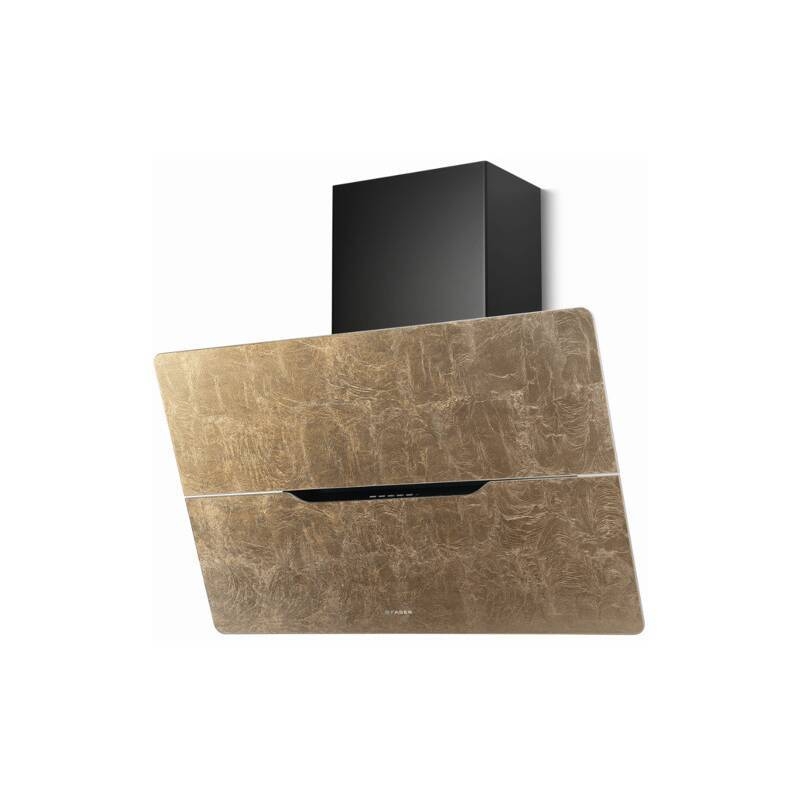 Faber H512xW798xD393 Jolie Wall Mounted Hood - Gold Leaf primary image