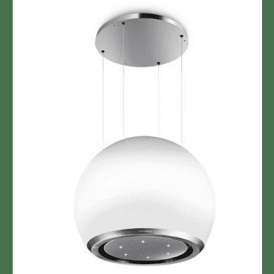 Faber H530xW600xD600 Arkea Island Hoods - Stainless Steel