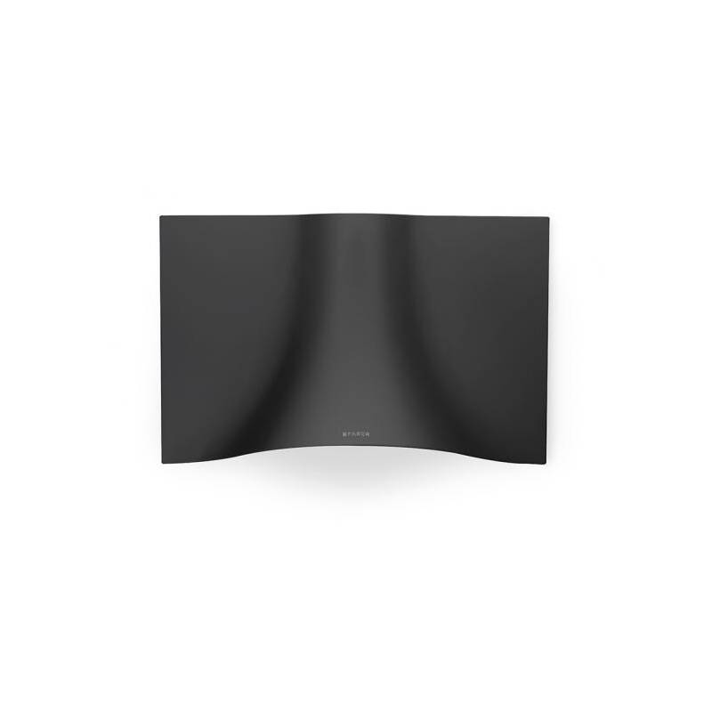 Faber H573xW898xD361 Veil Wall-mounted Cooker Hood - Black primary image
