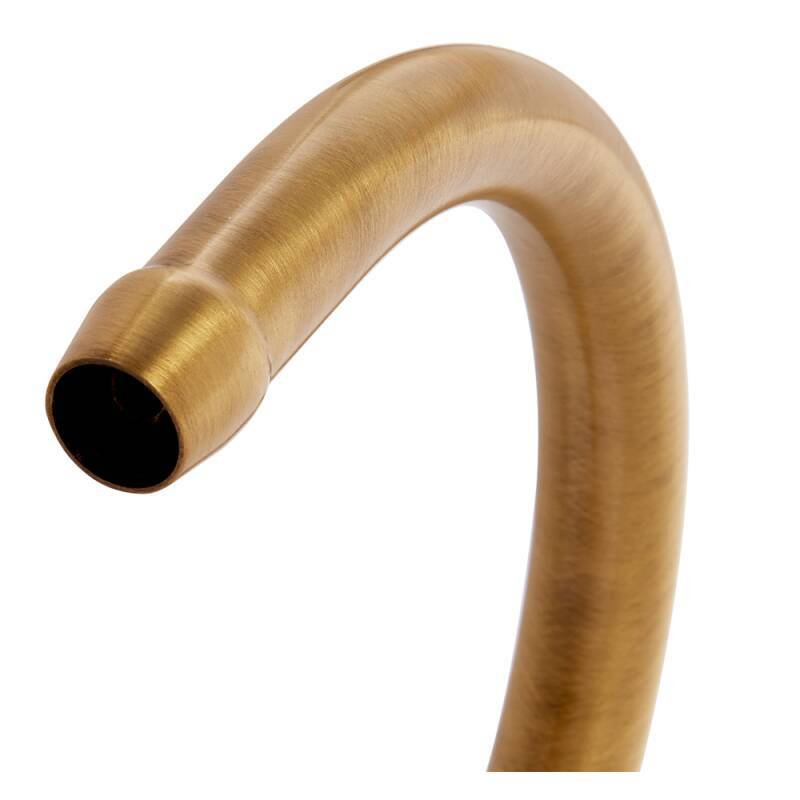Fortuna Tap Bronze with White Handles - High/Low Pressure additional image 3