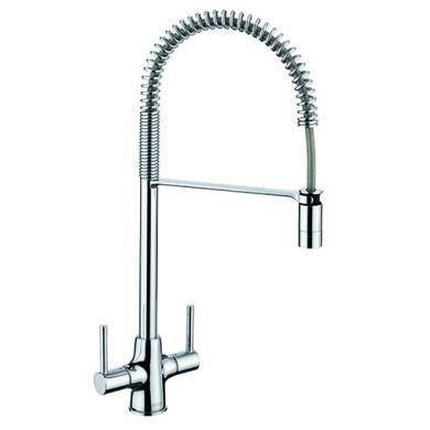 Gullfoss Tap Chrome - High Pressure Only