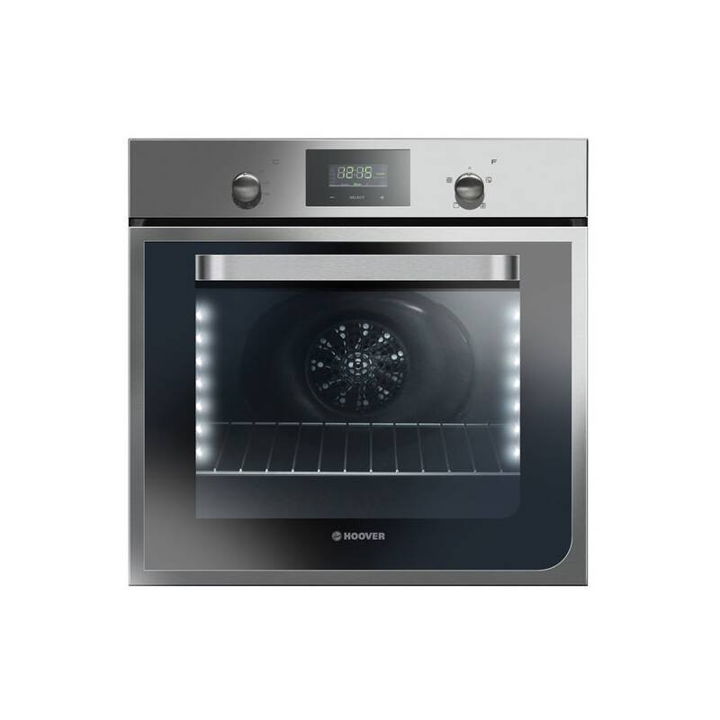 Hoover H595xW595xD550 55L Single Fan Oven - Stainless Steel primary image