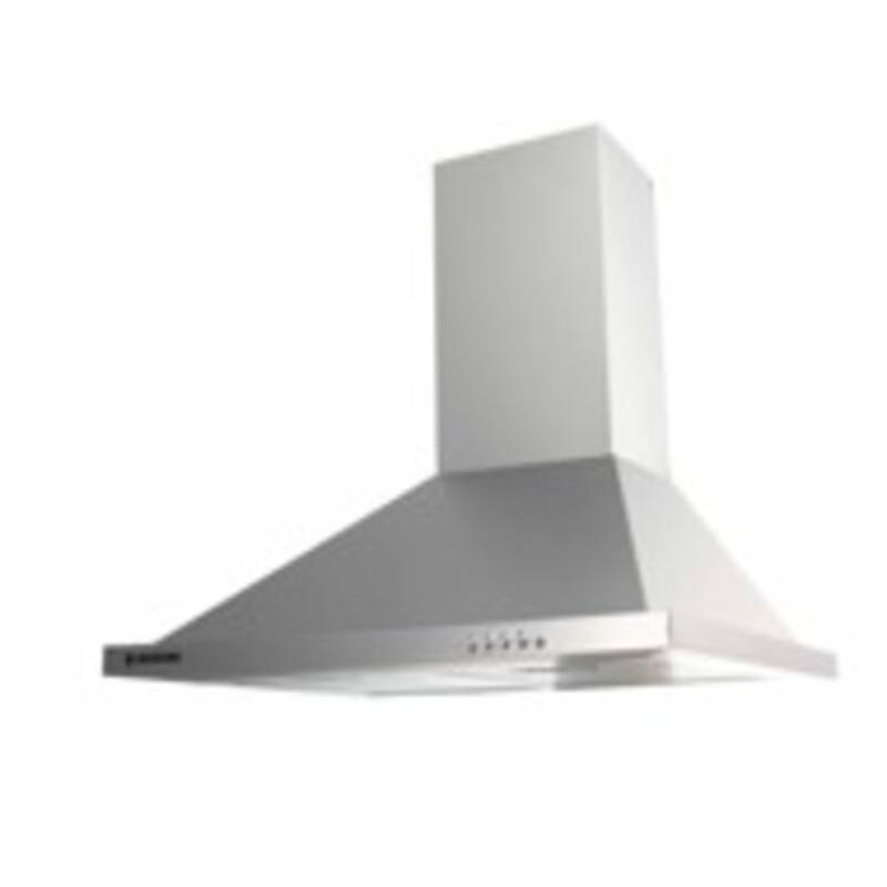 Hoover H780xW600xD500 Chimney Cooker Hood - Stainless Steel primary image