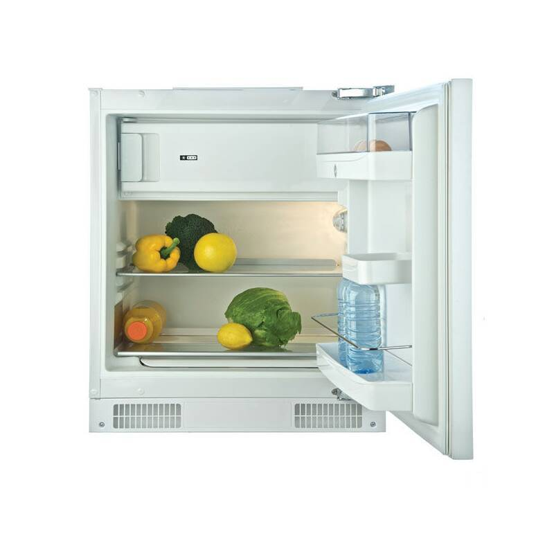 Hoover H820xW590xD543 Built-Under Integrated Fridge With Ice Box primary image