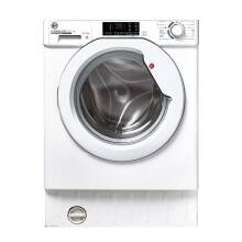 Hoover H820xW600xD525 Integrated Washer Dryer (8kg)