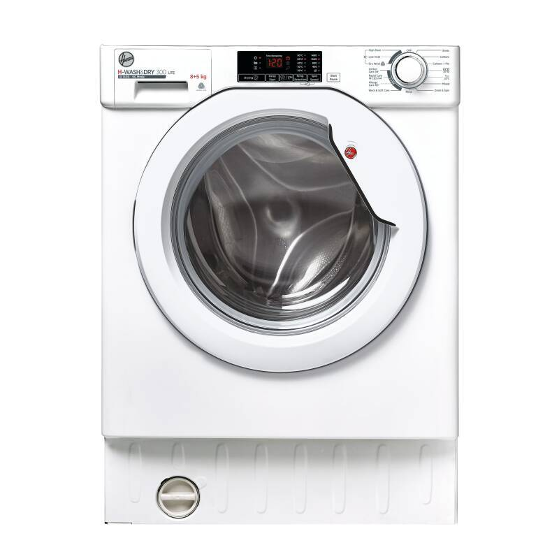 Hoover H820xW600xD525 Integrated Washer Dryer (8kg) primary image