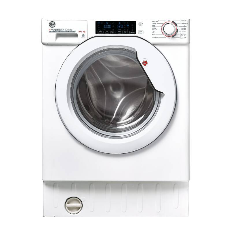 Hoover H820xW600xD525 Integrated Washer Dryer (9kg) primary image