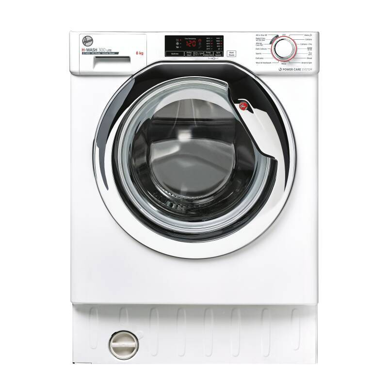 Hoover H820xW600xD525 Integrated Washing Machine (8kg) primary image