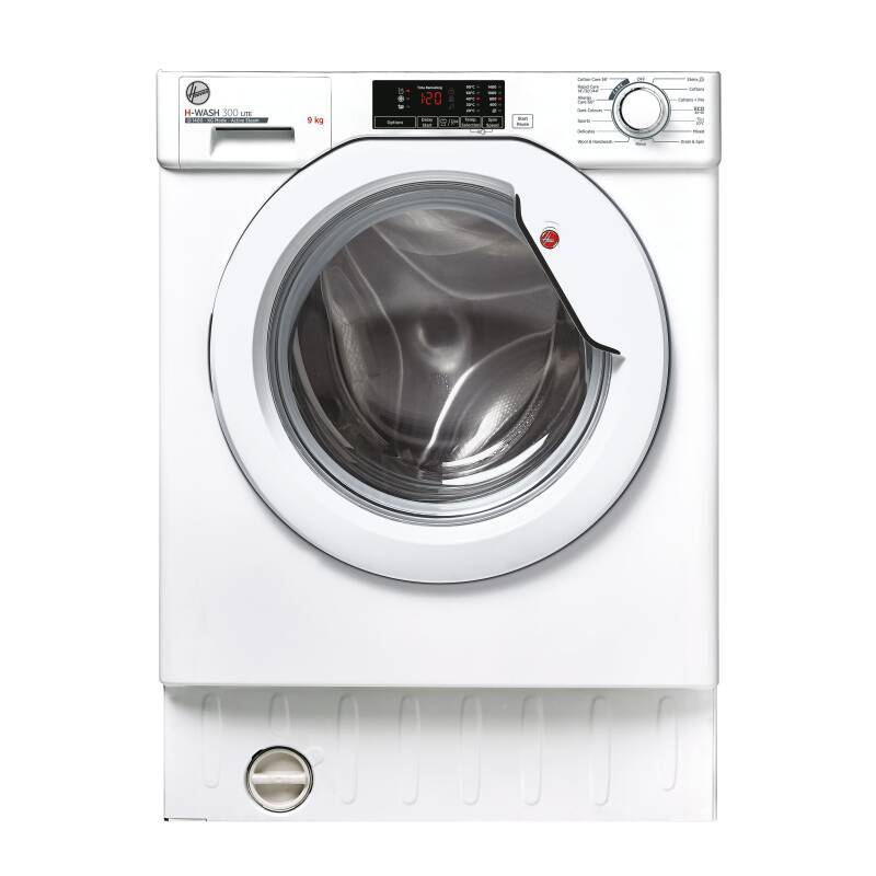 Hoover H820xW600xD525 Integrated Washing Machine (9kg) primary image