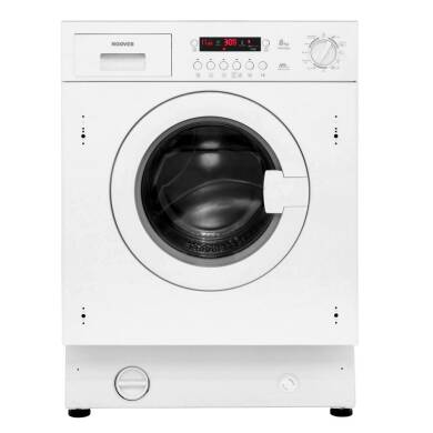 Hoover H840xW600xD540 Fully Integrated Washer Dryer (8kg)