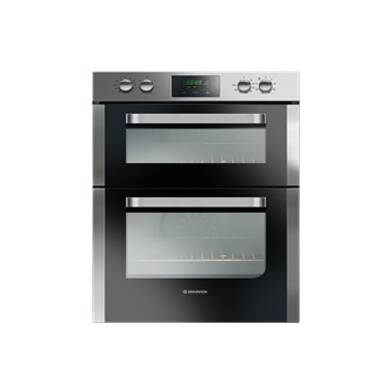 Hoover H885xW595xD567 Built-in electric double oven Stainless Steel