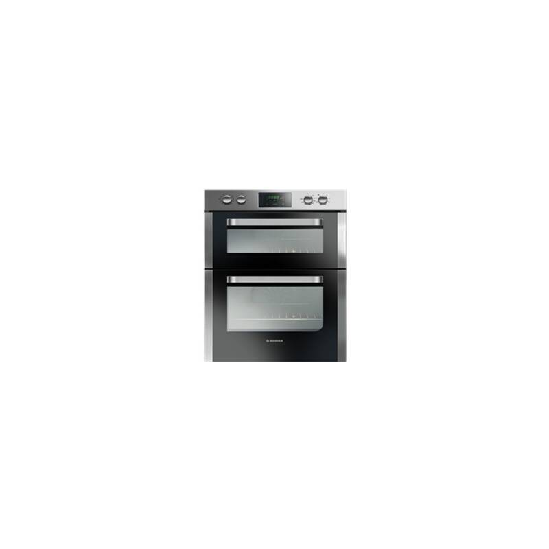 Hoover H885xW595xD567 Built-in electric double oven Stainless Steel primary image