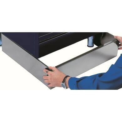 ILVE 100cm Plinth Kit Stainless Steel