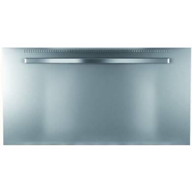 ILVE Backpanel 110cm Stainless Steel