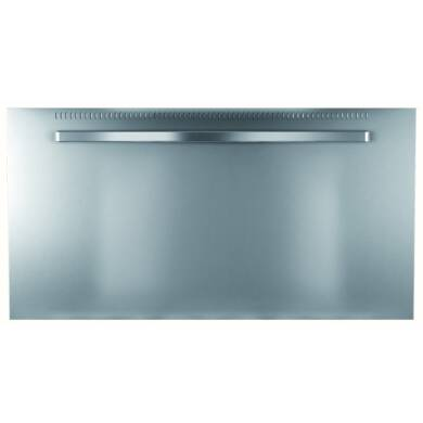 ILVE Backpanel 120cm Stainless Steel