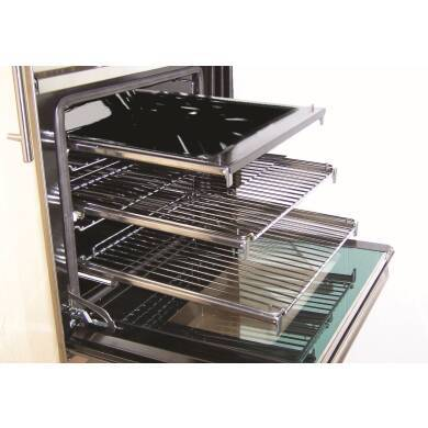 ILVE H100xW300xD450 Telescopic Sliding Trays