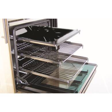 ILVE H100xW400xD450 Telescopic Sliding Trays