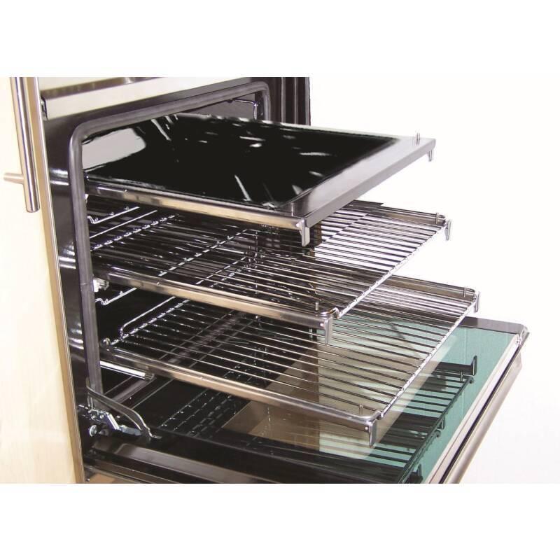 ILVE H100xW600xD450 Telescopic Sliding Oven Trays primary image