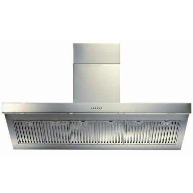 ILVE Hood Modern 150cm Stainless Steel - AGQ150