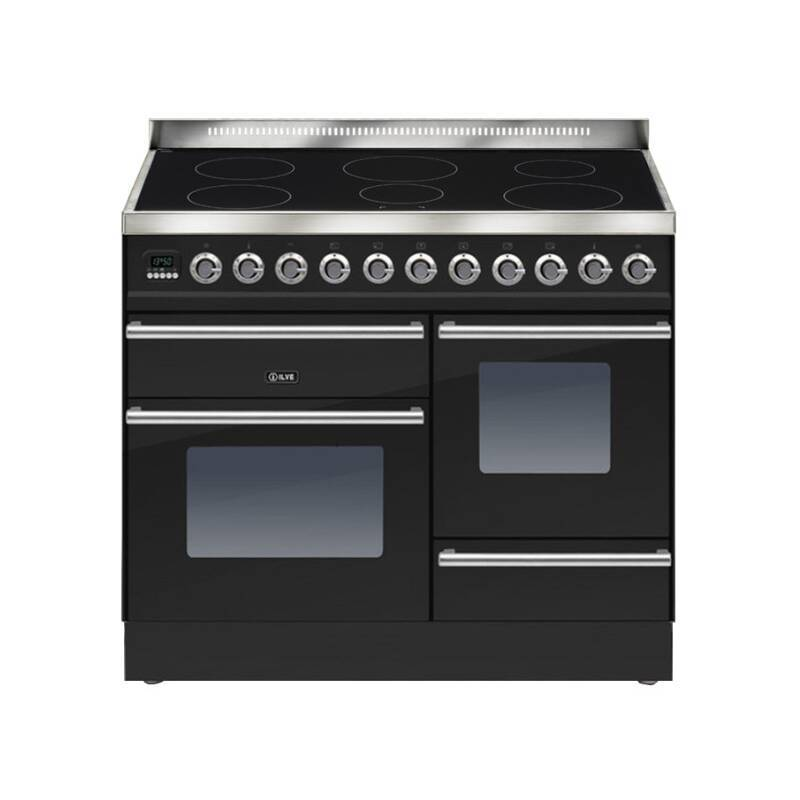 ILVE Roma 100 6 Zone Induction Black Gl primary image
