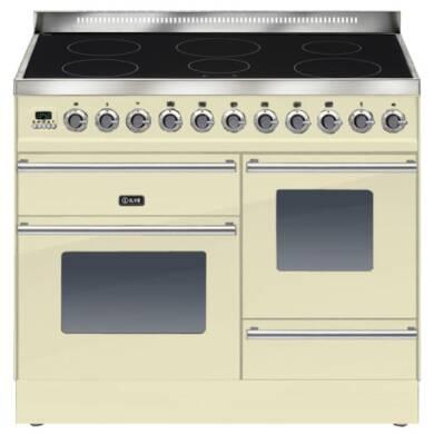 ILVE Roma 100cm XG Range Cooker  6 Zone Induction Cream