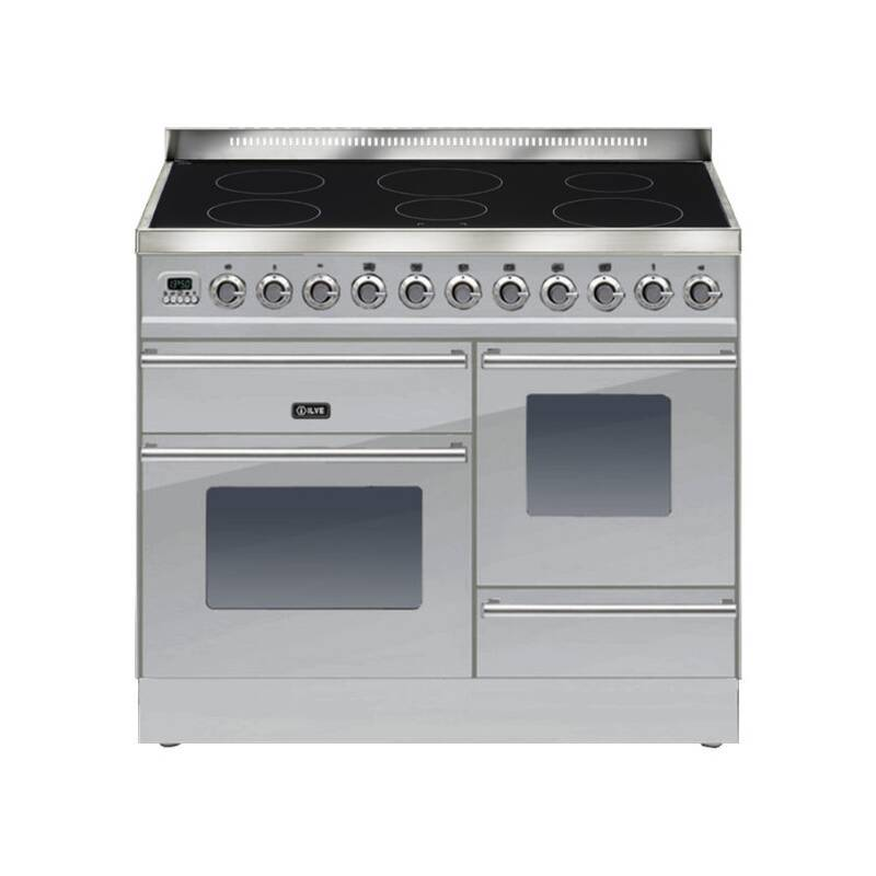 ILVE Roma 100cm XG Range Cooker  6 Zone Induction Stainless Steel primary image