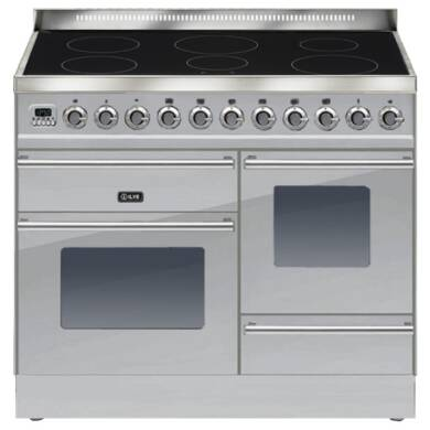 ILVE Roma 100cm XG Range Cooker  6 Zone Induction Stainless Steel - PTWI100E3/I