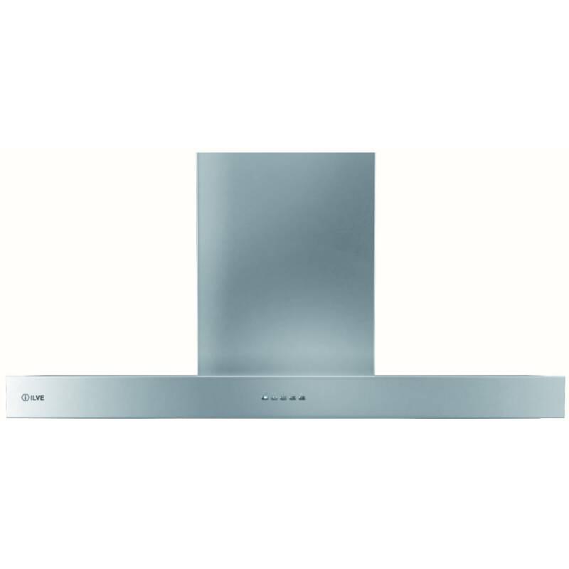 Ilve Venezia 100cm Chimney Hood S/Steel - AGK100/I primary image