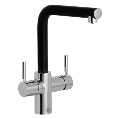 Insinkerator 3N1 Hot Water Tap Black