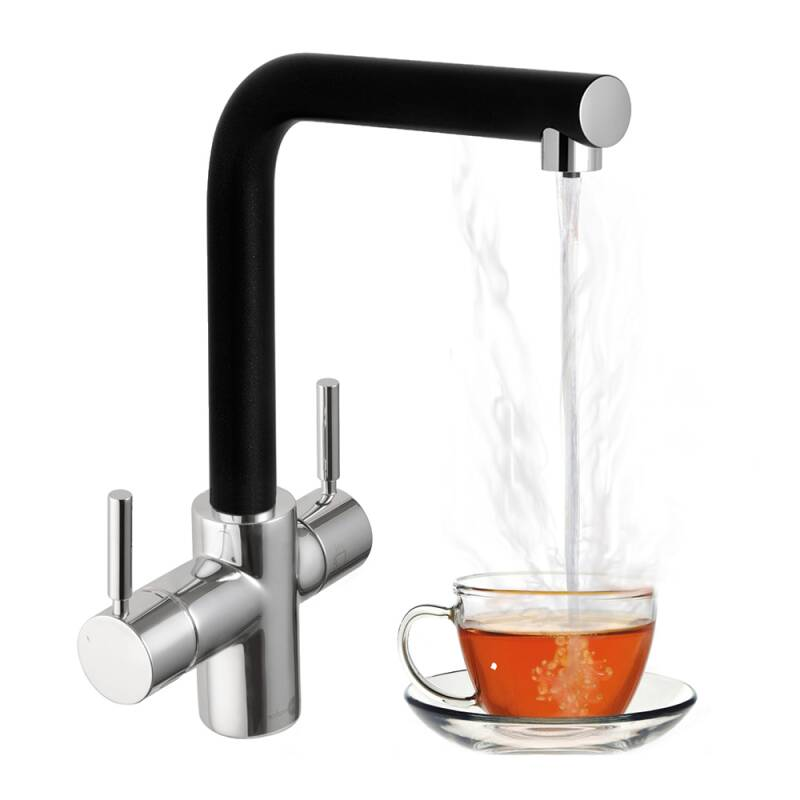 Insinkerator 3N1 Hot Water Tap Black additional image 8