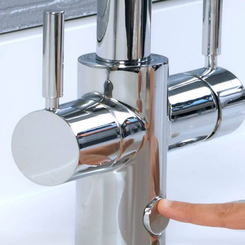Insinkerator 4N1 Hot Water Tap Chrome additional image 1