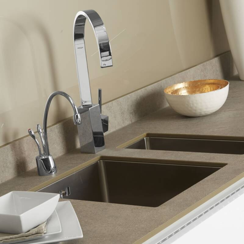 Insinkerator HC1100 Filtered Hot/Cold Water Tap Chrome additional image 1