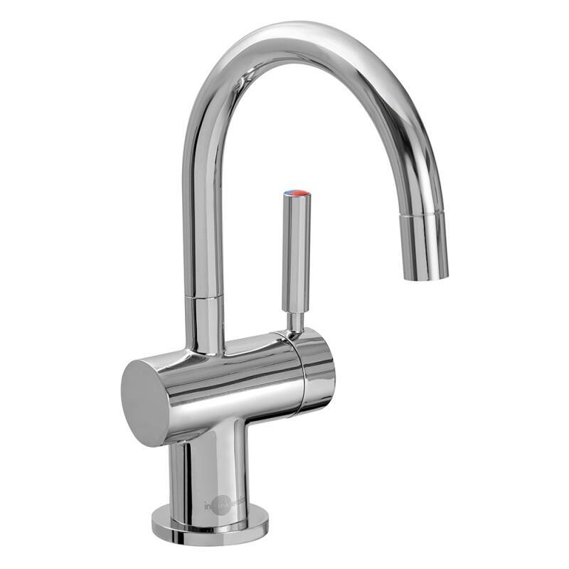 Insinkerator HC3300 Filtered Hot/Cold Water Tap Chrome primary image