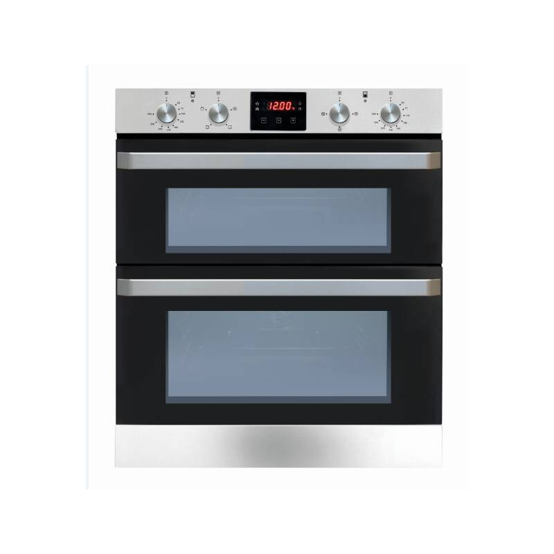 Matrix H720xW595xD558 Built Under Electric Double Oven - Black primary image