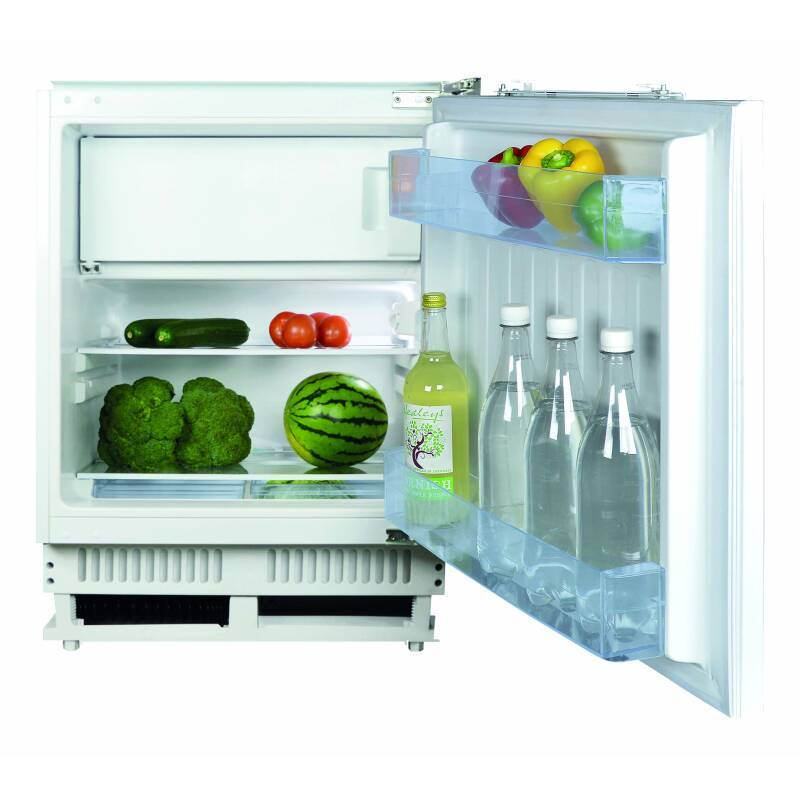 Matrix H818xW596xD550 Integrated Under Counter Fridge with Ice Box primary image