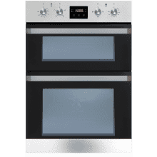 Matrix H888xW595xD564 Built-In Electric Double Oven - Stainless Steel