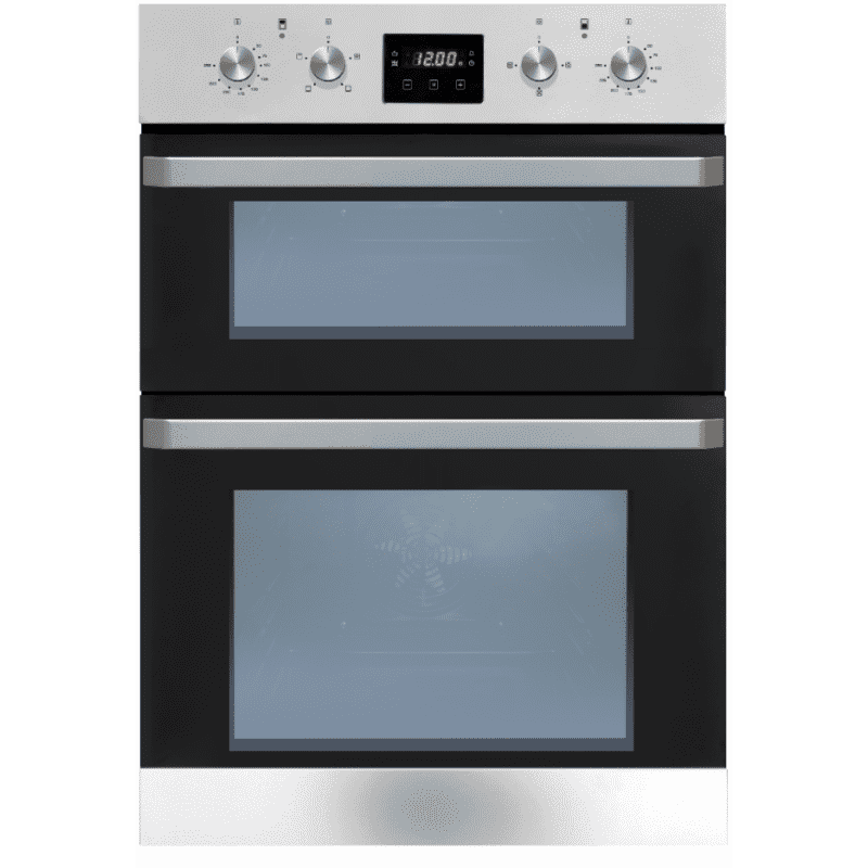 Matrix H888xW595xD564 Built-In Electric Double Oven - Stainless Steel primary image
