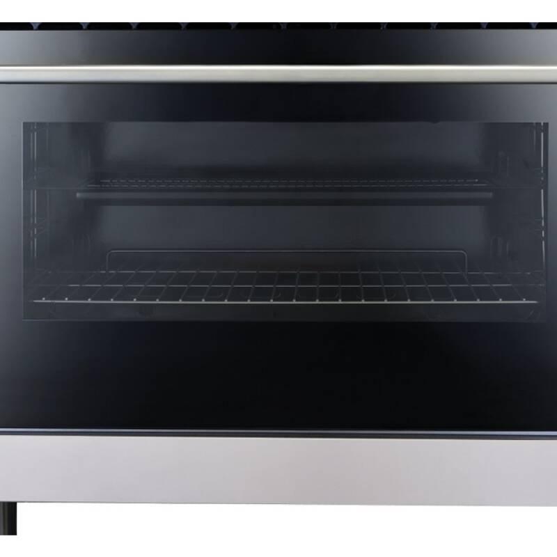 Matrix H900xW900xD600 All Gas Single Cavity Rangecooker - Stainless Steel additional image 3