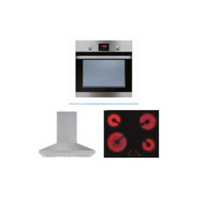 Matrix Oven, Cooker Hood and Ceramic Package