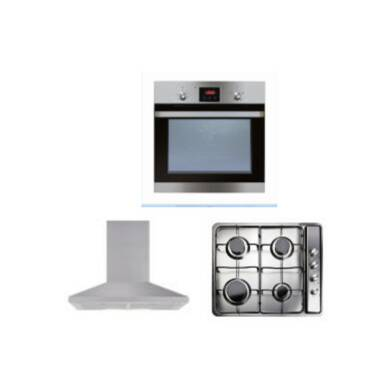 Matrix Oven, Cooker Hood and Gas Hob Package