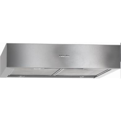 Miele H125xW598xD500 Canopy Hood - Stainless Steel